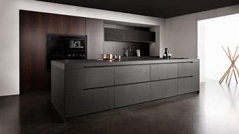 Küche Nero Assoluto