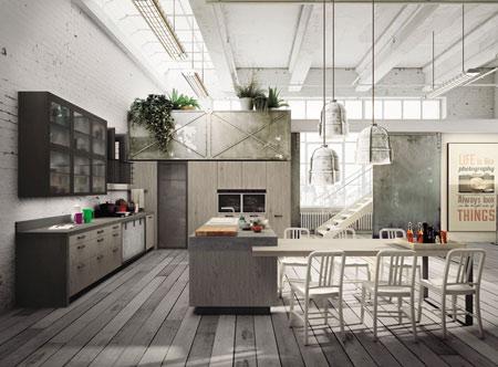 Cucina Loft [c]