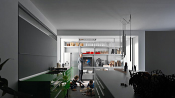 Kitchen Artematica Vitrum [a]