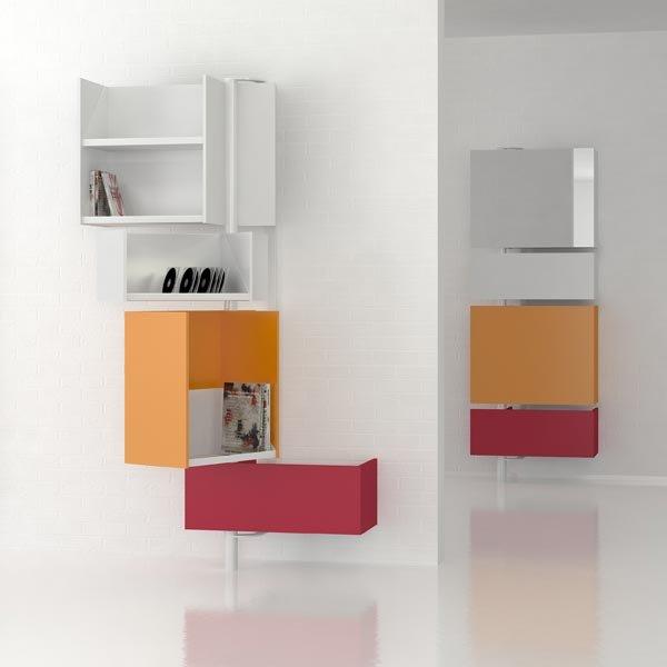 Mobili Per Ingresso: Mobile Giralot da Bellato