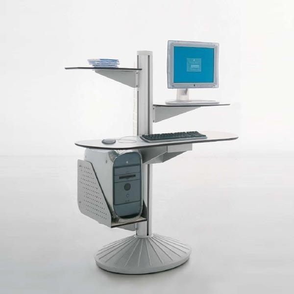 Mobili per computer design casa creativa e mobili ispiratori for Mobili da studio di design
