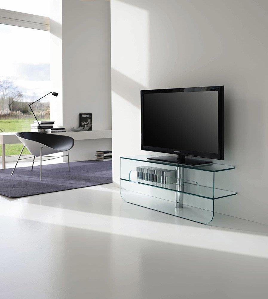 Mobili porta tv e hi-fi: Porta tv Plasmatik da Tonelli