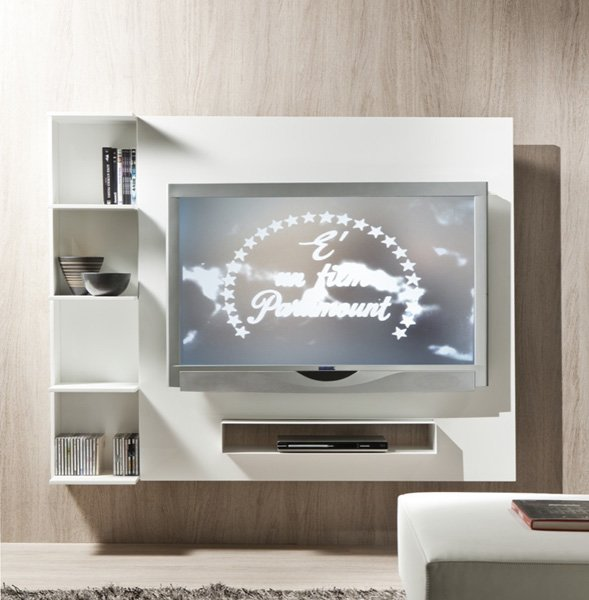 Mobili Porta Tv E Hi-Fi: Porta Tv Ghost da Pacini&Cappellini