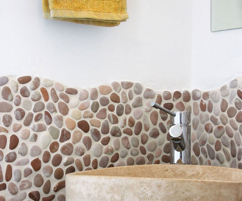 Mosaico Ghiaia