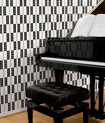 Mosaic Decorations - Alternance
