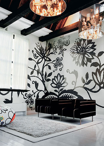 Mosaic Decorations - Tree
