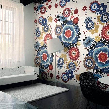 Mosaik Bloem