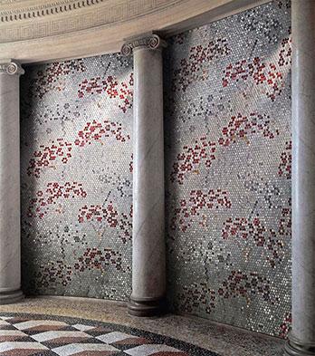 Mosaico Neo Colibrì