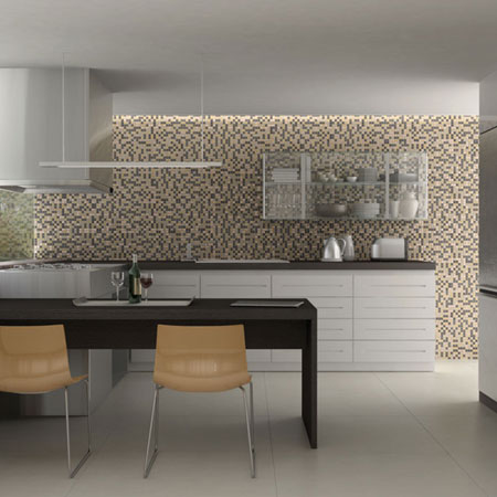 Mosaico Mix Neutral - Urban Hi-Tech