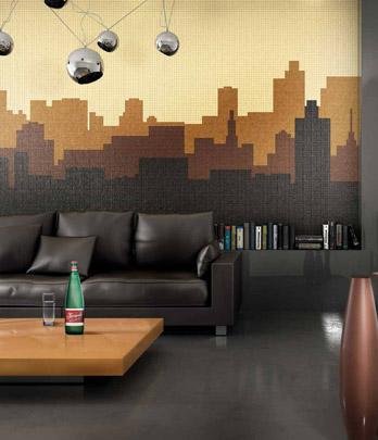 Mosaico Multipla - Skyline