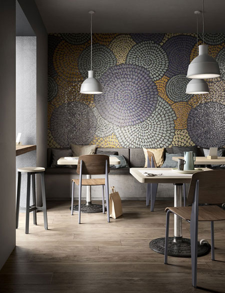 Mosaik Decor - Round
