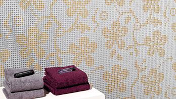 Mosaico Ibiscus