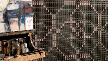 Mosaico Le sfere