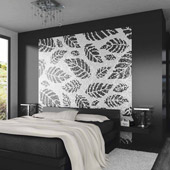 Mosaico Bianco e Nero - Portanova