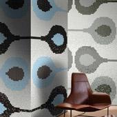 Mosaico Elementi - Gocce