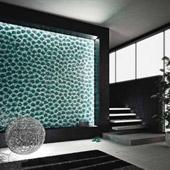 Mosaico Ecopelle - Camaleonte