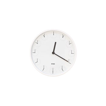 Uhr Clock in Clock