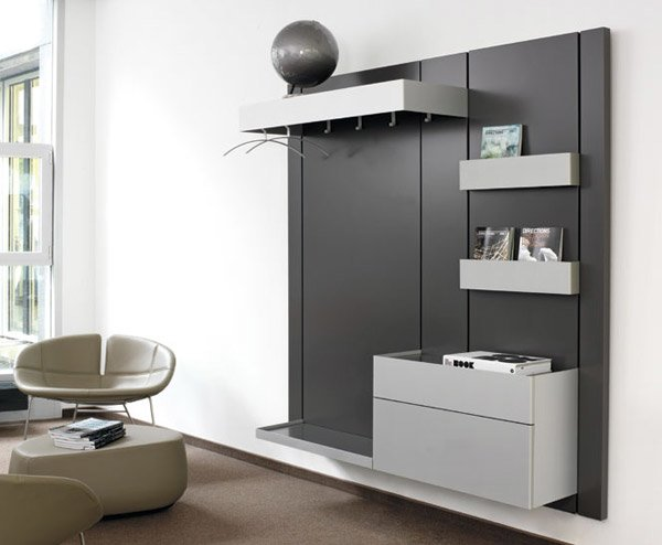 sch nbuch wohnw nde wohnwand panel designbest. Black Bedroom Furniture Sets. Home Design Ideas