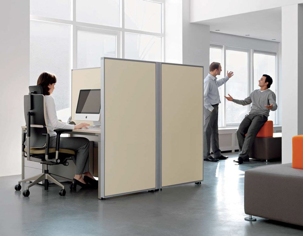 Partitioning Walls Office Screens Partito Wall By Steelcase