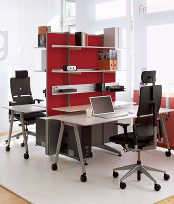 Office-Trennwand FreeWall2
