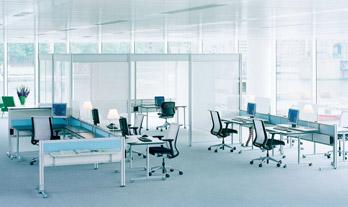 Office-Trennwand Forward
