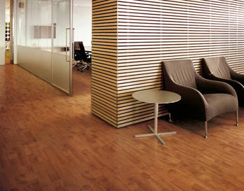 Parquet Contract Floor Click