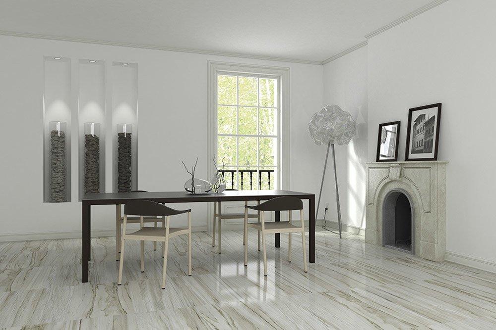 Piastrelle soggiorno una collezione di idee per idee di for Design del pavimento domestico
