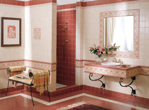 Piastrelle collezione 15x15 barocco b da decoratori bassanesi - Piastrelle x bagni moderni ...