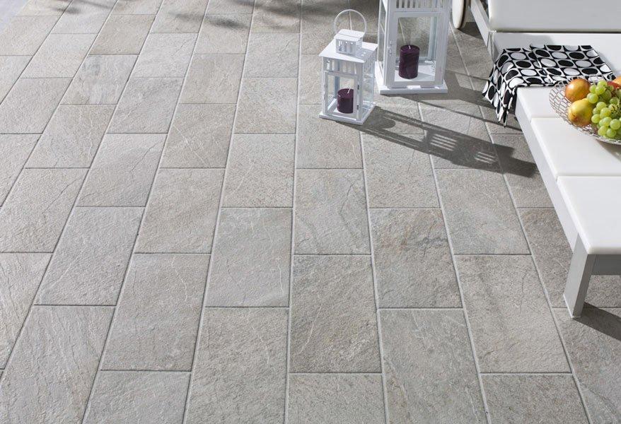 Piastrelle collezione outdoor da lea ceramiche - Mattonelle per esterno antiscivolo ...