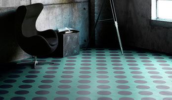 Collection Bisazza Cementiles - Dot Design
