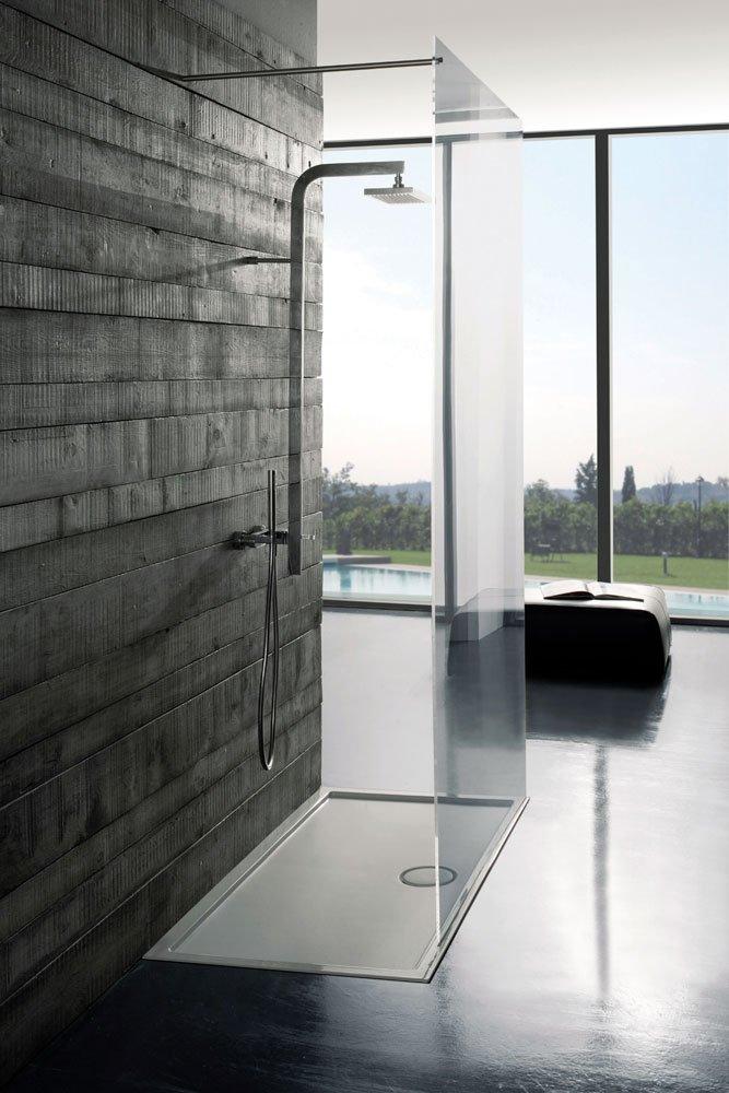 Piatti doccia piatto doccia docciabella da ceramica globo - Piatto doccia acquabella ...