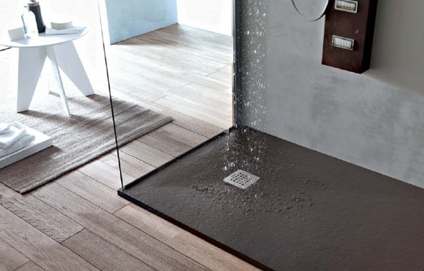 Piatti doccia prezzi tutte le offerte cascare a fagiolo - Piatto doccia nero ...