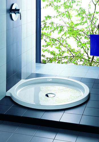 Shower tray Philippe Starck