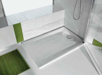 Shower tray Opening Extraplano