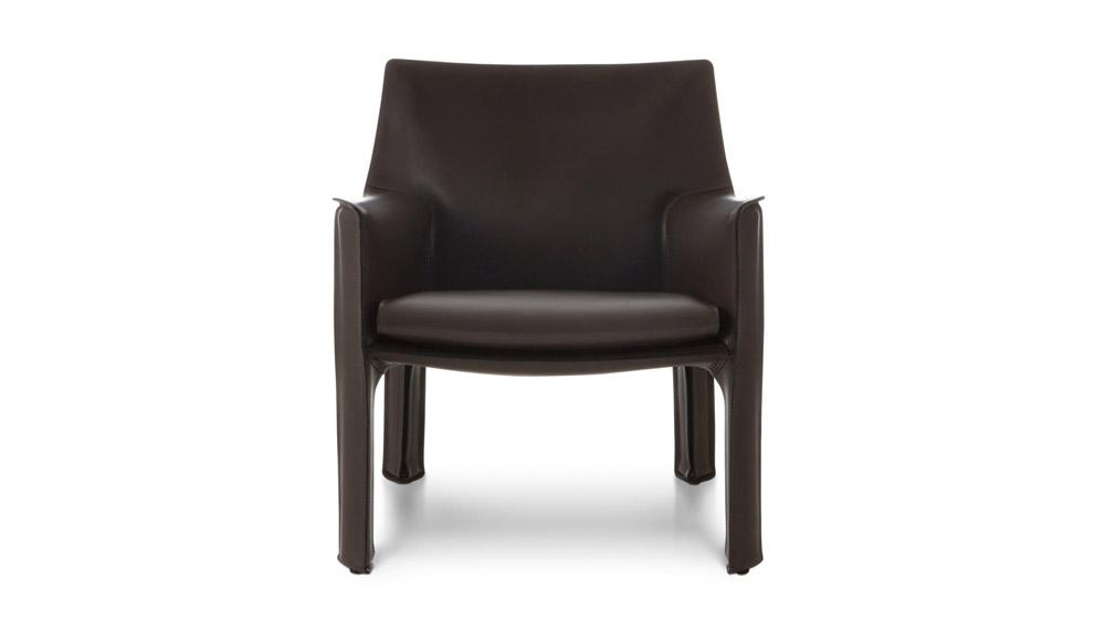 cassina kleine sessel kleiner sessel cab designbest. Black Bedroom Furniture Sets. Home Design Ideas