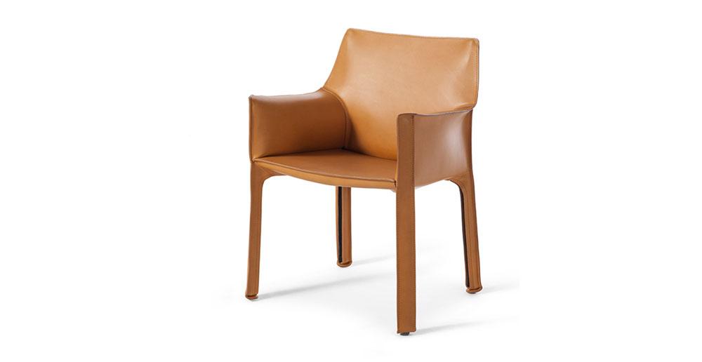 Catalogue petit fauteuil cab cassina designbest - Petits fauteuils design ...