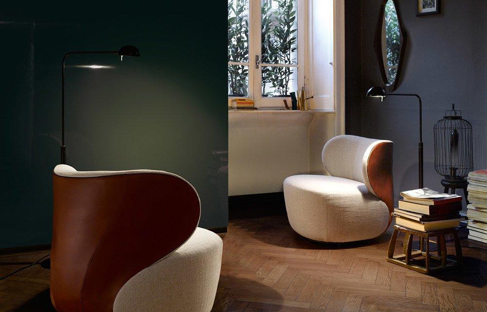 Catalogue petit fauteuil bao walter knoll designbest - Petits fauteuils design ...