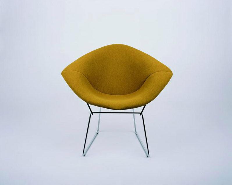 knoll kleine sessel kleiner sessel bertoia designbest. Black Bedroom Furniture Sets. Home Design Ideas