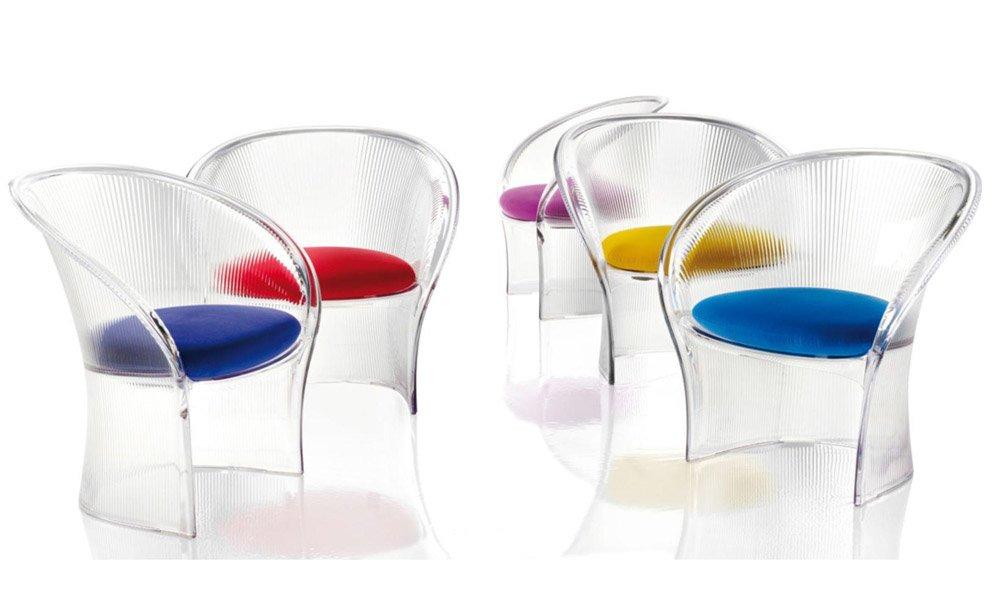 Catalogue petit fauteuil flower magis designbest - Petits fauteuils design ...