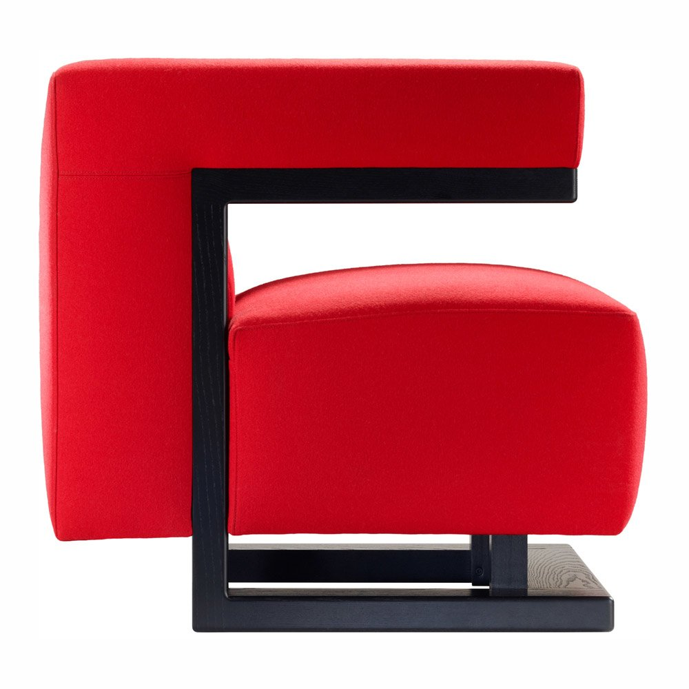 Small Armchairs: Armchair F51 by Tecta