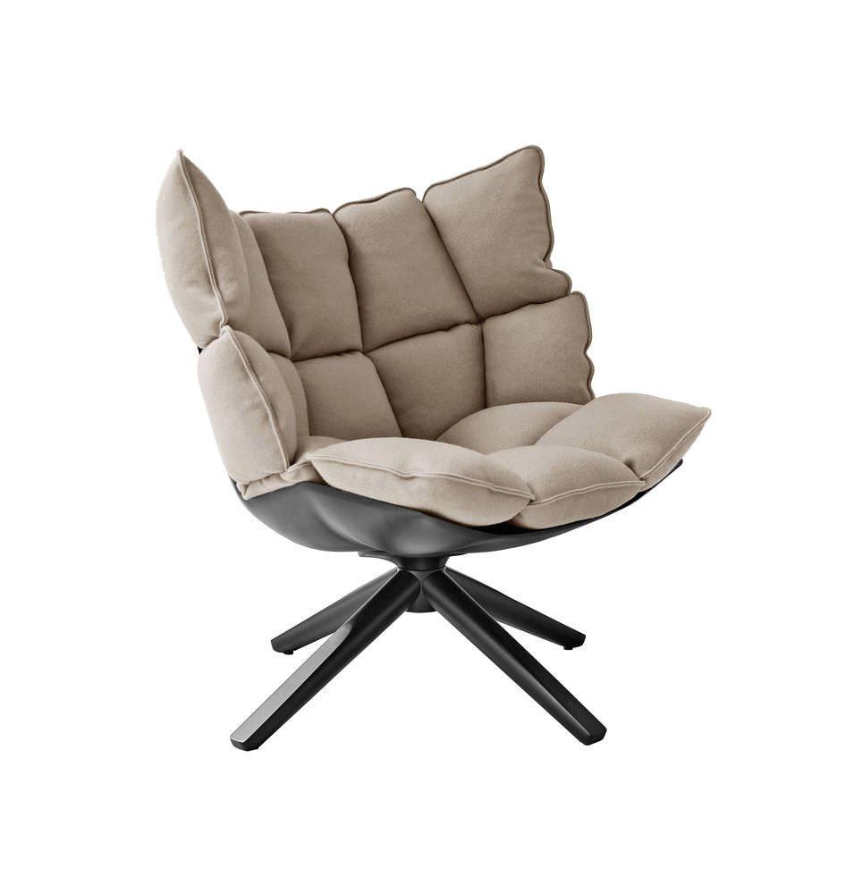 Catalogue petit fauteuil husk a b b italia designbest - Petits fauteuils design ...