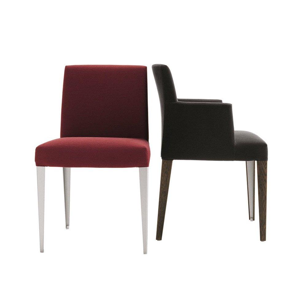 kleine sessel kleiner sessel melandra von b b italia. Black Bedroom Furniture Sets. Home Design Ideas
