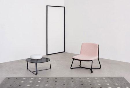 Kleiner Sessel Path