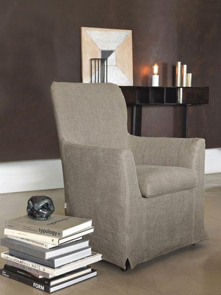 Small armchair Giorgia