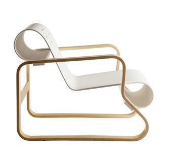Petit fauteuil 41 Paimio