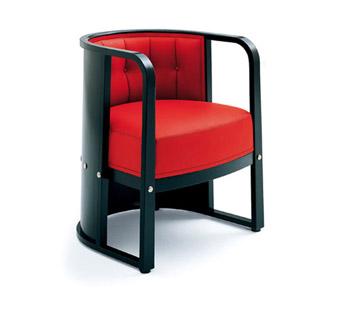 Kleiner Sessel Kunstschau 1908