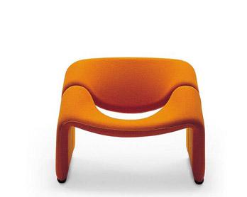 Kleiner Sessel Groovy