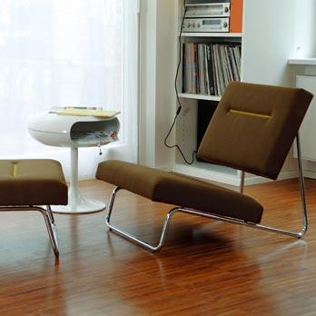 Kleiner Sessel Hirche