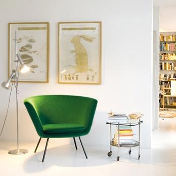 Kleiner Sessel H57