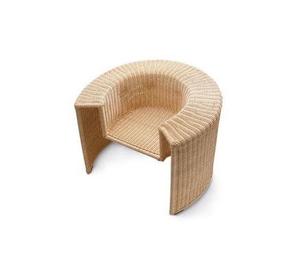 Petit fauteuil Charlotte